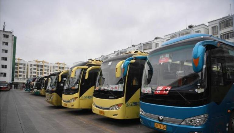 跨京冀公交线路今日起逐步恢复运营