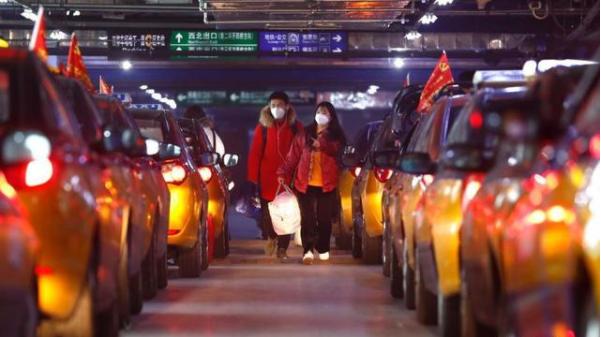 北京交通部门接续高效疏散返京旅客