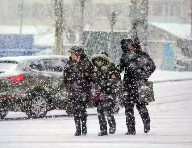 北京市发布强降雪天气重要提示信息