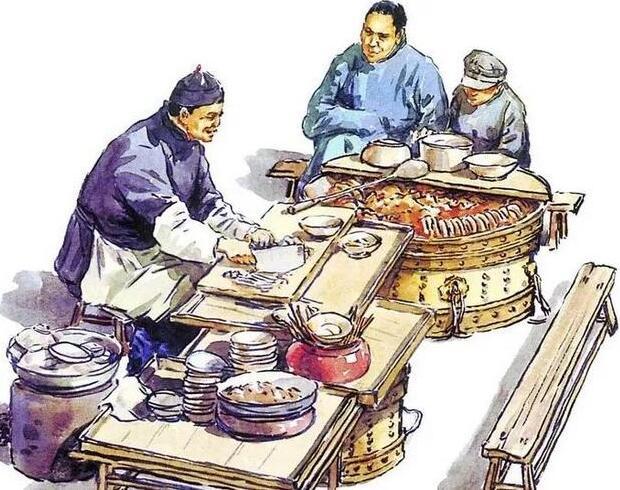 看完这些,才发现自己这辈子吃的绝对不是老北京美食!
