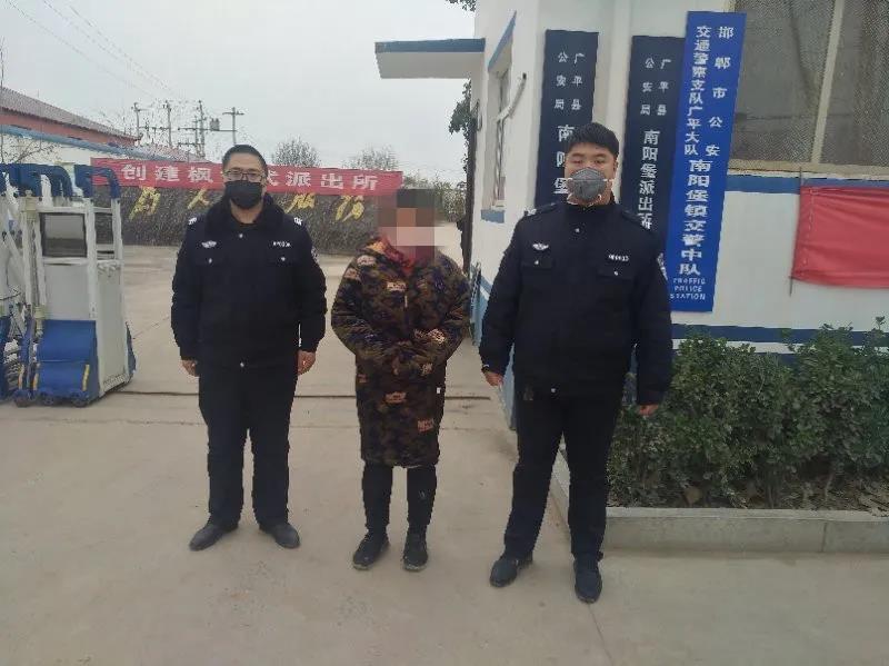 广平警方快速破获1起疫情期间现行盗窃案件,抓获犯罪嫌疑人2名