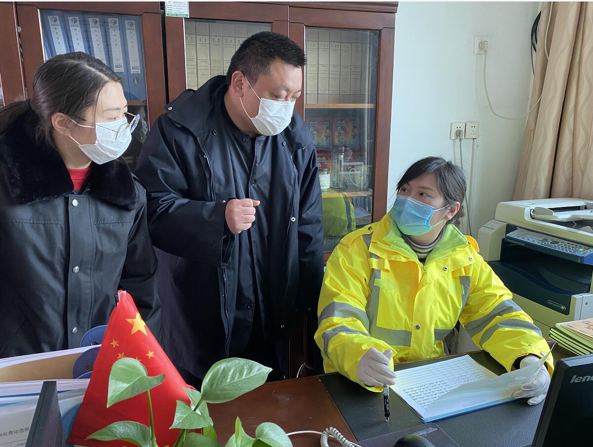 湖南高速张家界管理处抗疫纪实:以实际行动践行初心使命