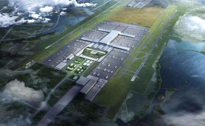 我国首个货运机场鄂州机场复工 预计2021年底或2022年初投入运行