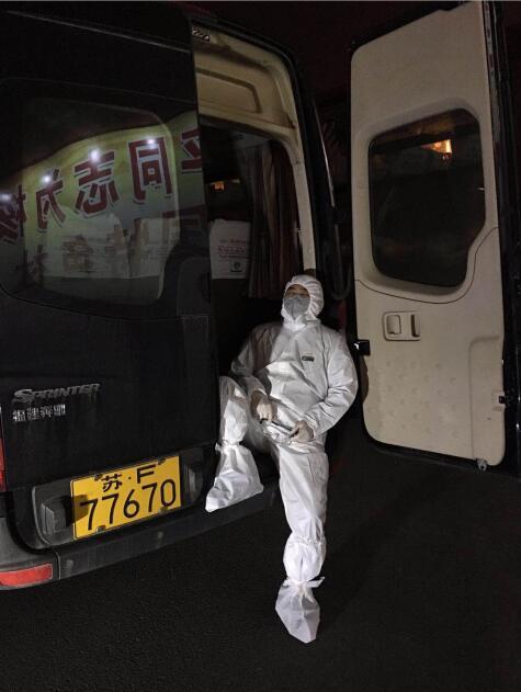 江苏南通汽运: 应对疫情防控,完成好特殊使命