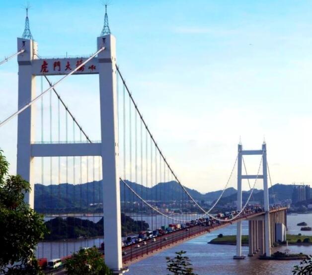 现场画面 | 虎门大桥恢复交通!