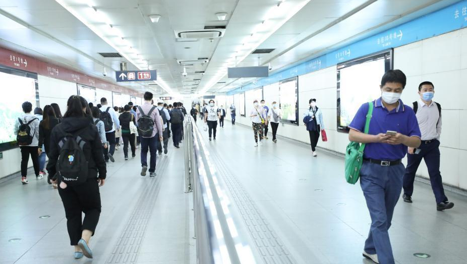 北京上调公共交通满载率控制指标