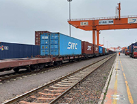 国家铁路5月份发送货物2.99亿吨 同比增长3.9%