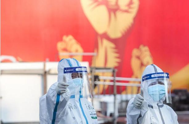 人民至上是中国抗疫实践最重要经验