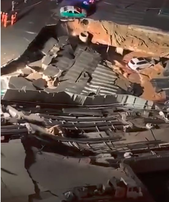 """福建厦门地铁坍塌后续:涉事机构被列入""""黑名单""""!"""