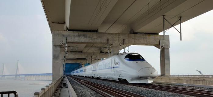 通沪铁路赵甸至黄渡段顺利通过初步验收 开通运营进入倒计时