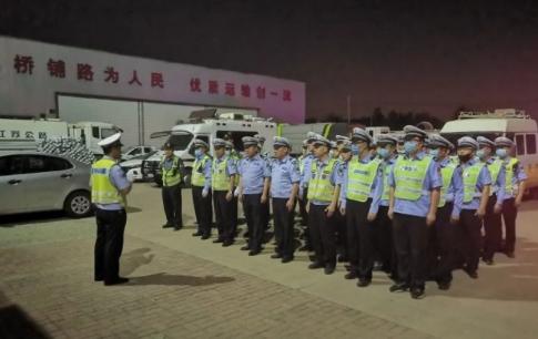 联合执法,重拳出击,徐州市铜山交通运输局全力开展诚信缺失突出问题整治工作