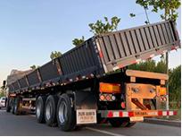 温岭槽罐车爆炸反思:我们需要更安全的自卸半挂车