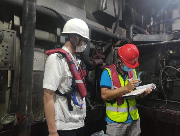保护西江水质安全 防治船舶水域污染