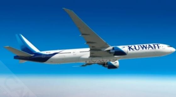 科威特航空开通科威特往返广州定期客运航班