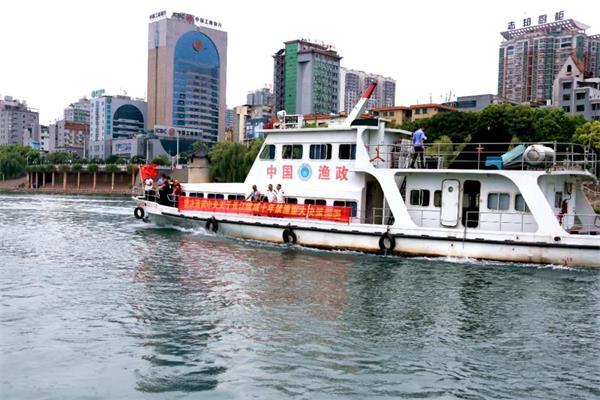 衡阳市长江流域非法捕捞高发水域首轮巡查执法行动启动