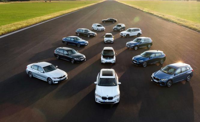 宝马加速电气化转型,计划2030年新能源汽车销量超700万辆
