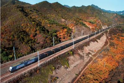8月份国家铁路货物发送量同比增长7.3%