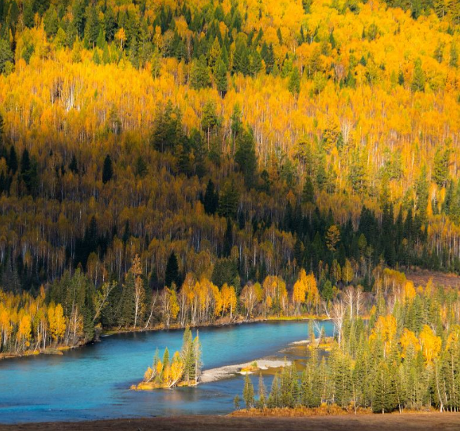 国内最美的10个自驾圣地,风景美到不敢眨眼睛