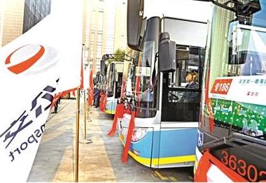 未来两到三年,亦庄将试点无人驾驶公交线路