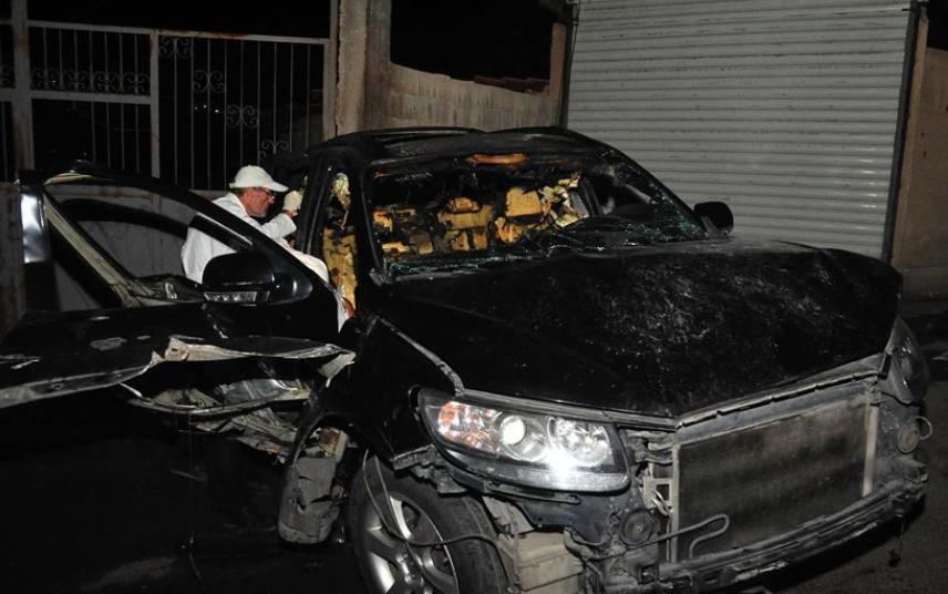 叙利亚一宗教领袖在汽车爆炸袭击中身亡
