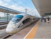 高铁可覆盖国内95%百万人口城市