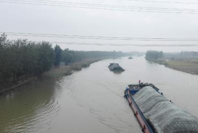 京杭运河湖西航道整治一期工程通过竣工验收