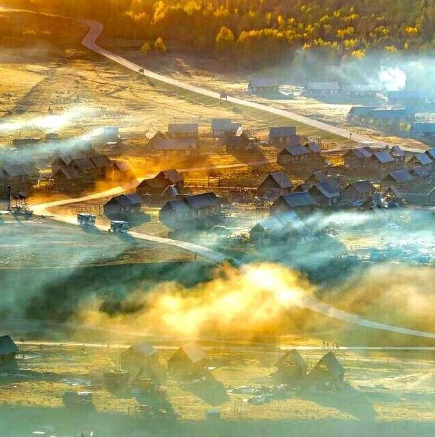 乌鲁木齐国际机场—带您领略阿勒泰美景