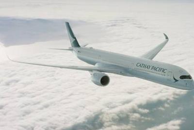 国泰航空进一步恢复航线网络