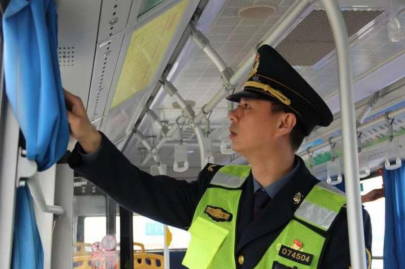 江苏灌南运管部门紧抓冬季运输安全管理