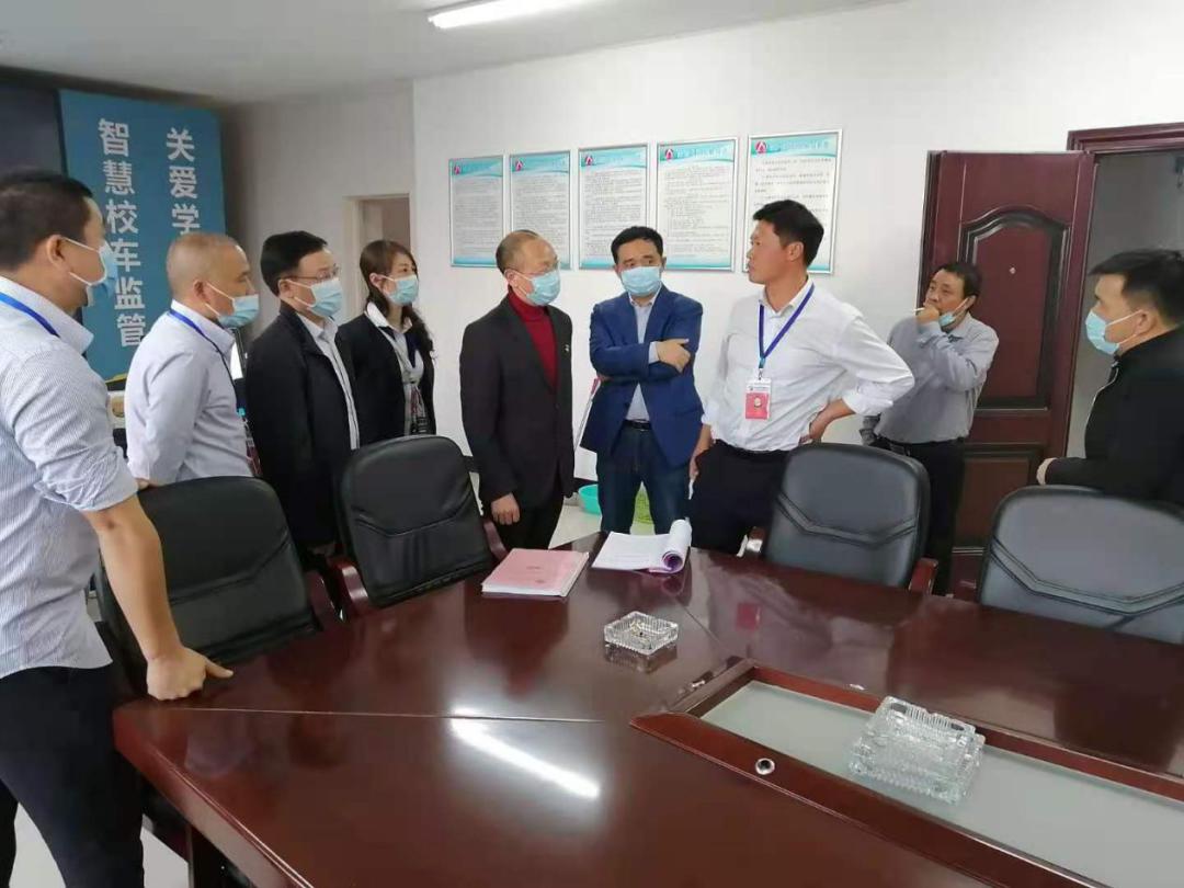 鹰潭市交通运输局开展道路运输安全生产检查