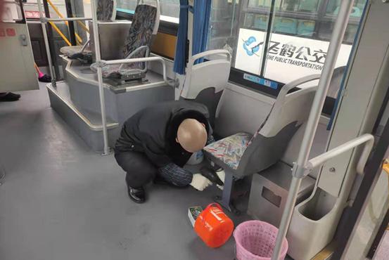 通州畅行公交实力保卫乘客安全