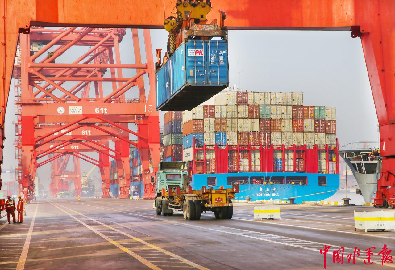 2020年我国货物贸易进出口总值同比增1.9%