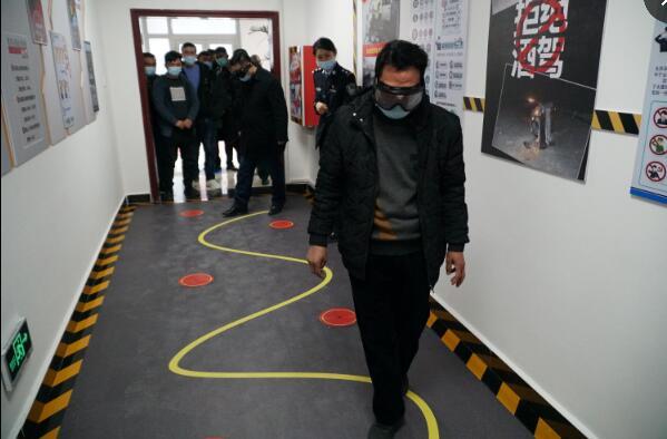 全疆首个交通安全教育基地在库尔勒启用