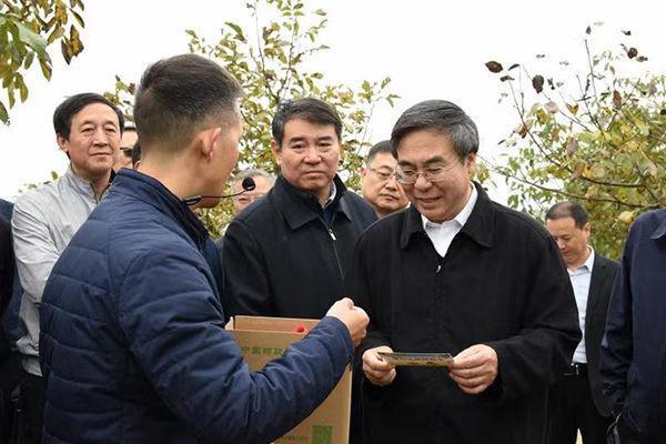中国邮政助力脱贫攻坚纪实
