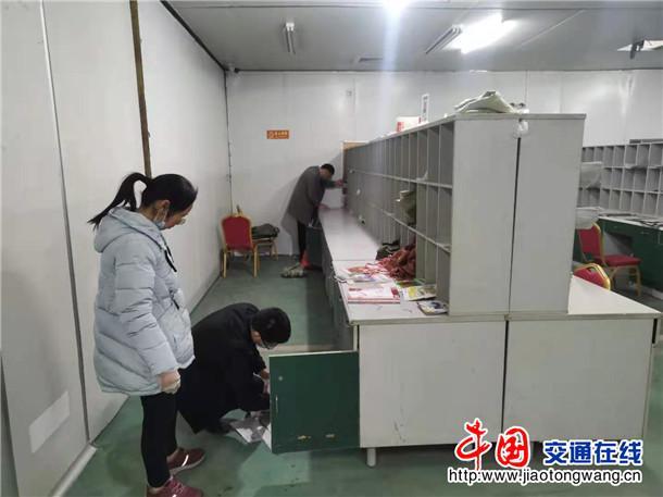 """山东单县邮政分公司开展""""报刊投递质量整顿月""""活动"""