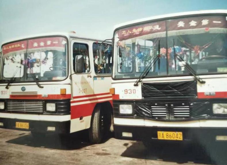 """那条成为连接京冀""""幸福线""""的930路公交车25岁啦"""