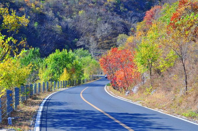连通河北的京西首条高速路2023年贯通,覆盖门头沟多处景区