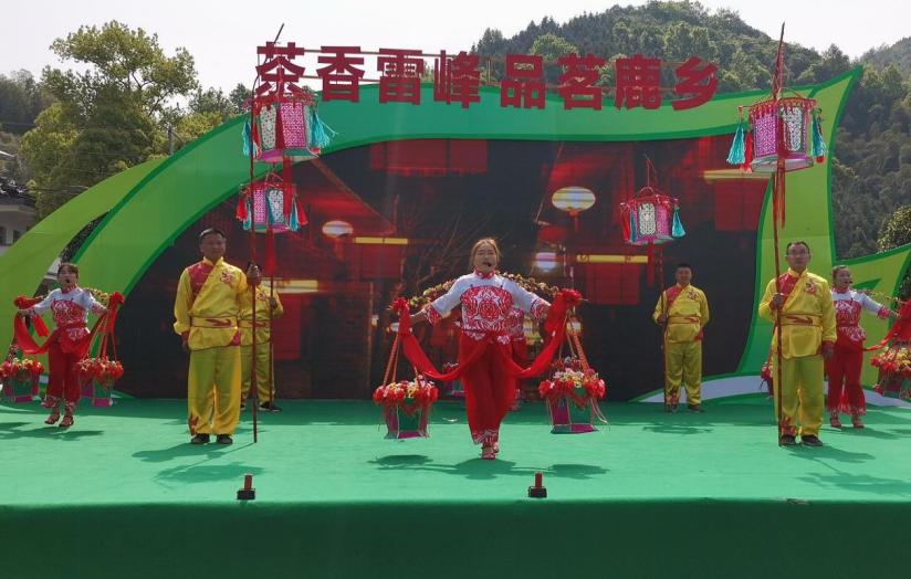 茶香雷峰 品茗鹿乡!彭泽县第四届雷峰尖茶文化艺术节4月16日震撼开幕!