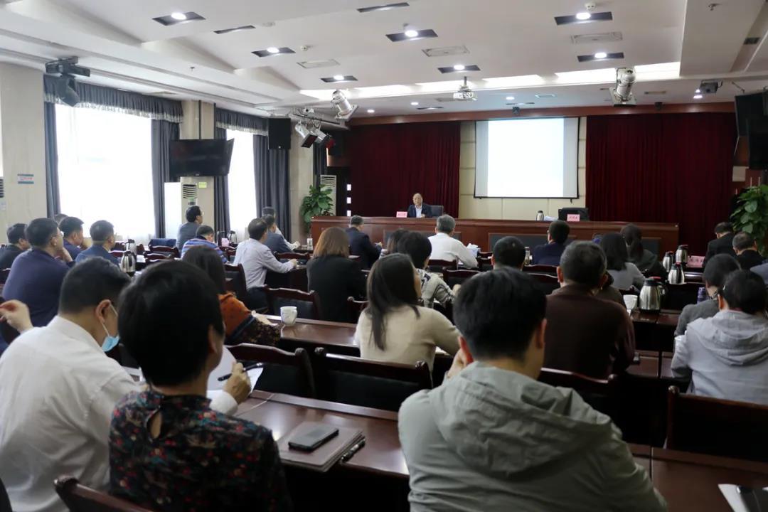 """江西省交通运输执法局召开会议 强调全力做好""""五一""""期间安全生产工作"""
