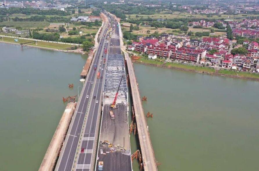 兰溪市交通重大项目建设加快推进中