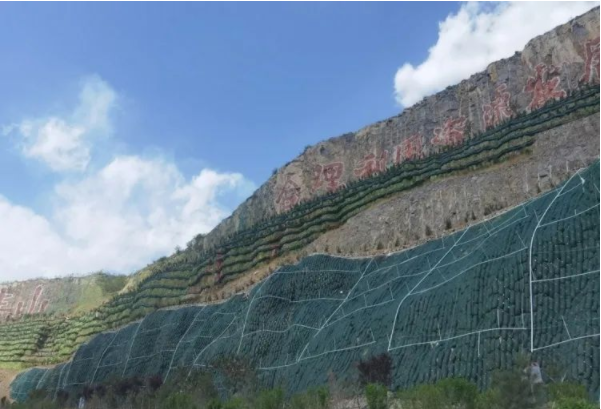 生态修复,让矿山变绿变美