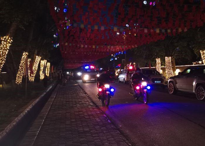 吐古青布拉克边境派出所维稳安保助经济发展