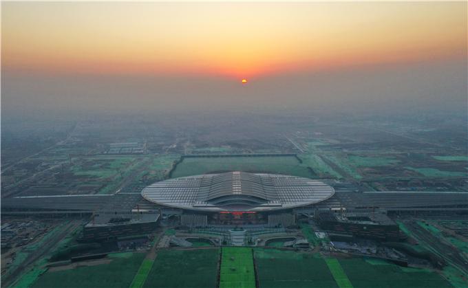 《河北雄安新区条例》出台,重点承接8类北京非首都功能疏解