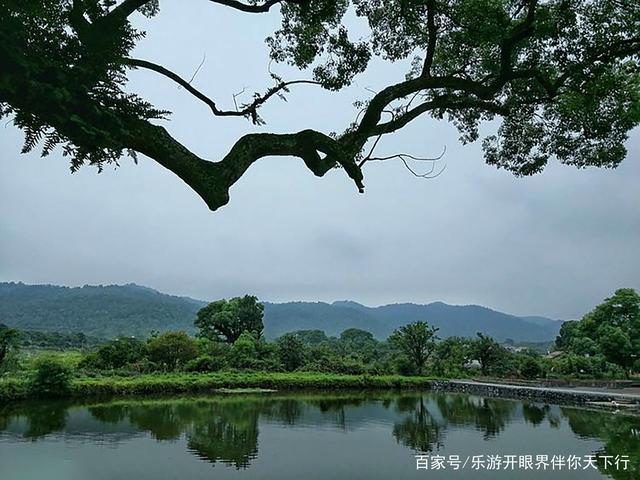 江西新余有个小村庄,承载着历史文明的遗迹,有江南罕见的古建筑