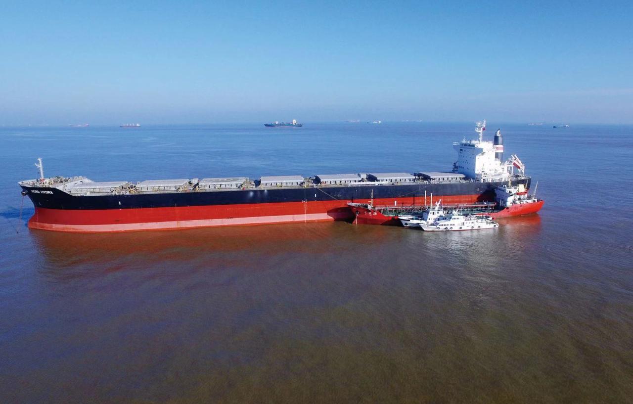 守住世界第一造船强国!文在寅誓言将全力以赴!中国如何应对?